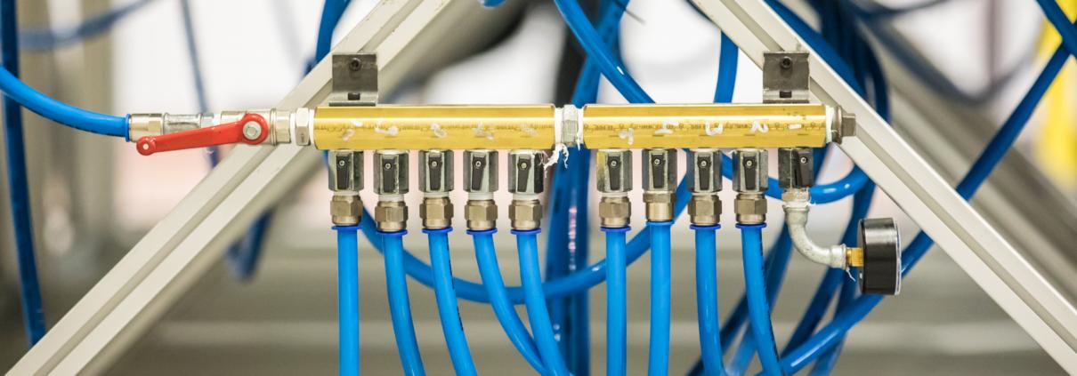 Cybersecurity op de fabrieksvloer