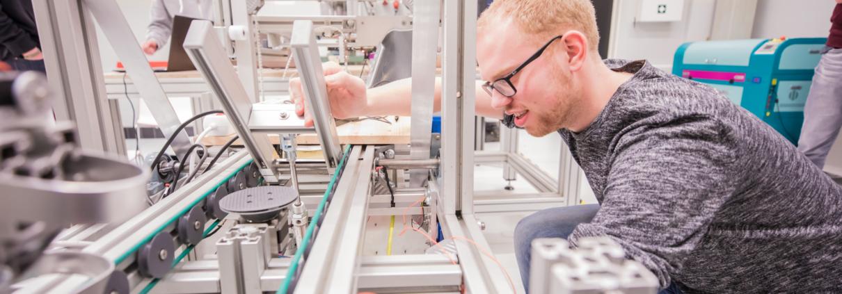 Smart Manufacturing Robotica
