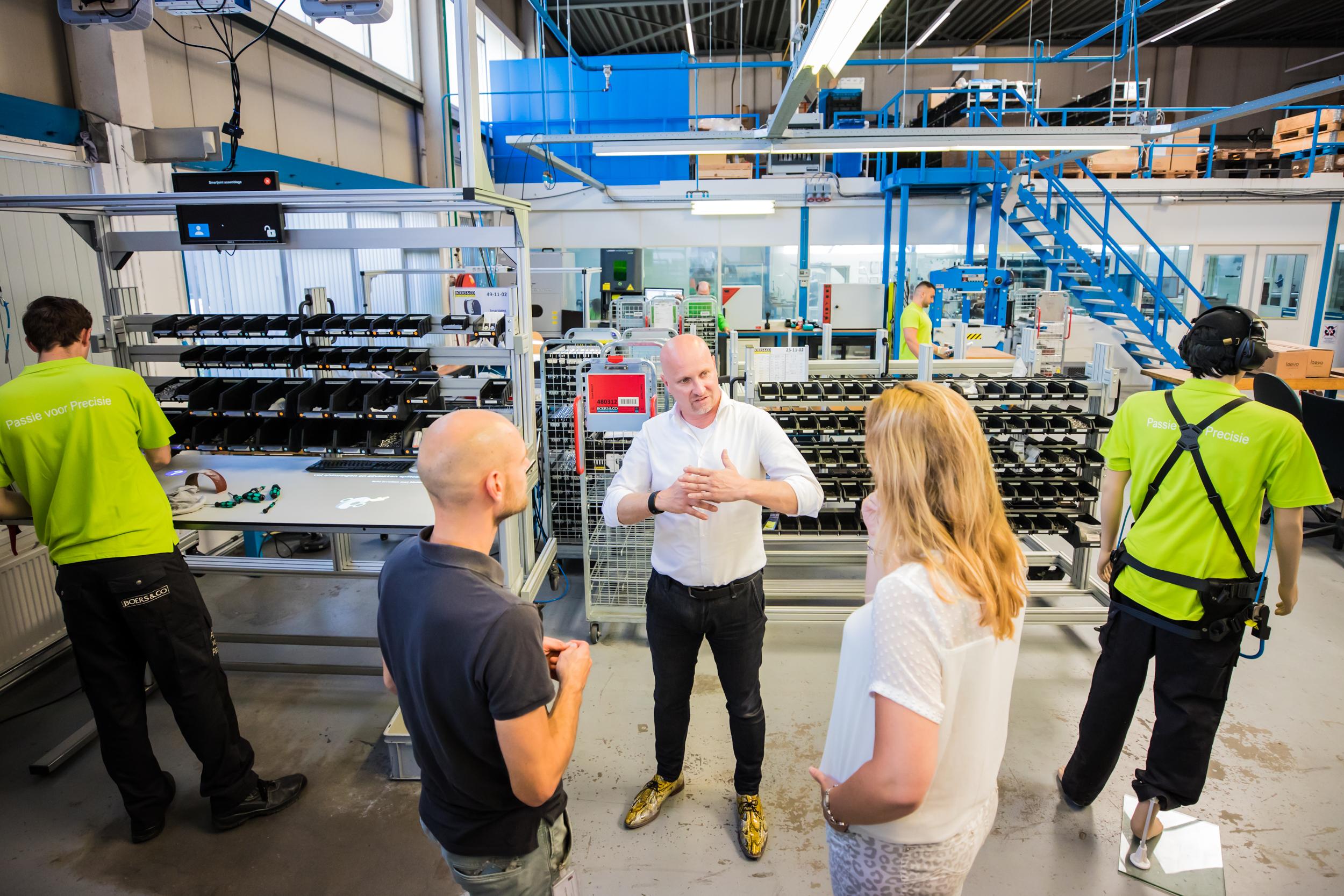 SMITZH spreekt met Frits (L), Reinier (M) en Ward (R) over de pilot bij Boers & Co