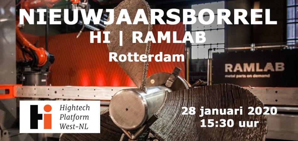 Nieuwjaarsborrel Holland Instrumentation