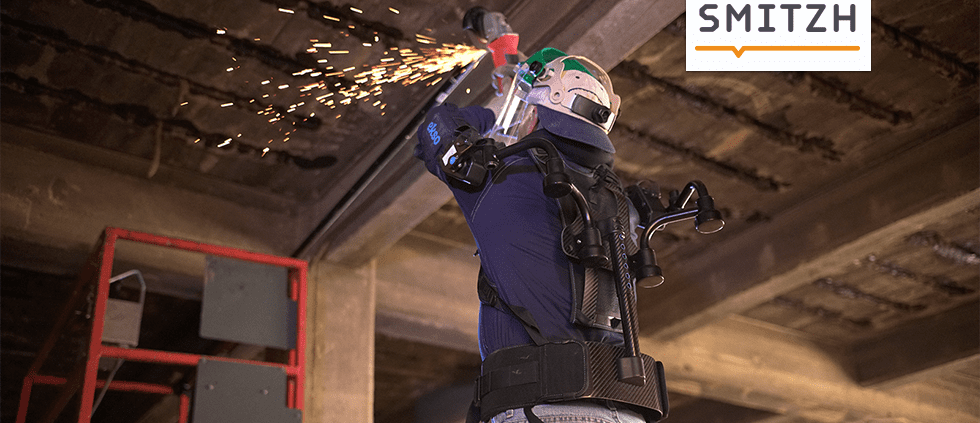 EXSKALLERATE EksoVest by Ekso Bionics