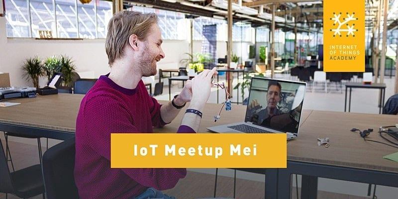 IoT Meetup mei