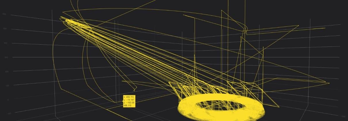 Data-visualisation Monitoring & Control app